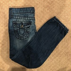 "Boys True Religion ""Geno Super T"" Jeans"